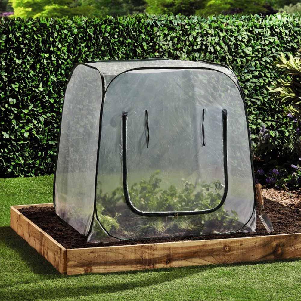 Pop Up Garden Cloche